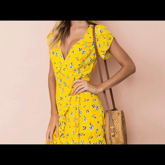 914595e270 Dresses | Summer Party Beach Ruffles Boho Dress | Poshmark